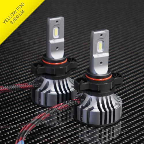 V.4 LED fog light - yellow