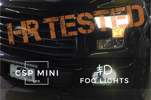 2015 - 2017 Ford F-150 CSP Mini LED (Fog Lights)