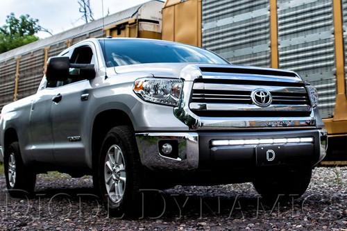 Diode Dynamics 2014+ Toyota Tundra Stealth LED Light Bar Bracket Kit
