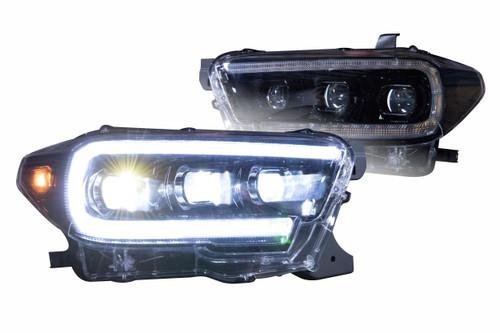 2016 - 2020 Toyota Tacoma XB LED Headlights