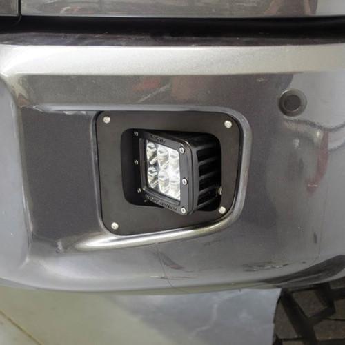 Toyota Tundra Fog Light Upgrade