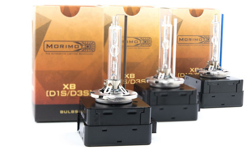 Morimoto D3S XB HID Bulbs