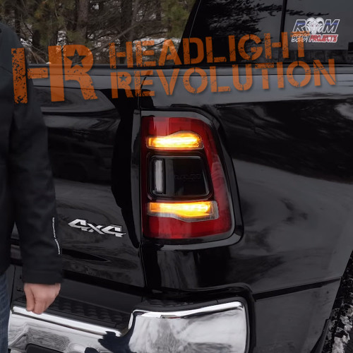 Ram LED Taillights