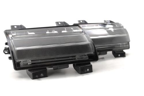 Morimoto XB Jeep Wrangler JL (18+) LED Front Turn Housings