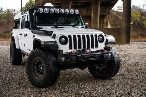 Jeep Wrangler JL / Gladiator JT XB LED Front Turn Housings