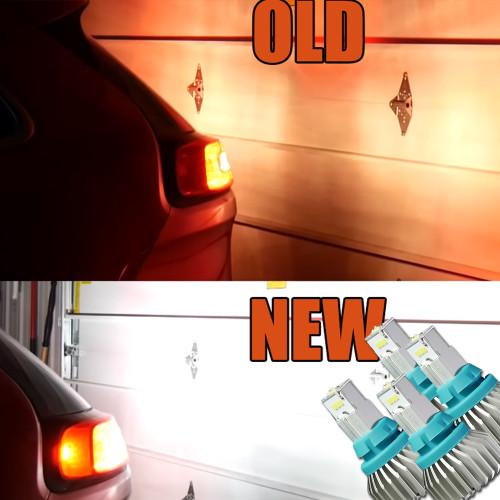 2014-2019 Jeep Cherokee LED Reverse Lights - ULTRA HIGH POWER!