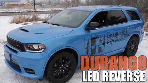 2011 - 2019 Dodge Durango Bright LED Reverse Light Bulbs