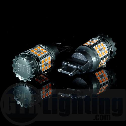 GTR Lighting Carbide Series 2.0 CANBUS 3156 / 3157 LED Bulbs Standard-Style (LED.BUL.3157.CAR2)