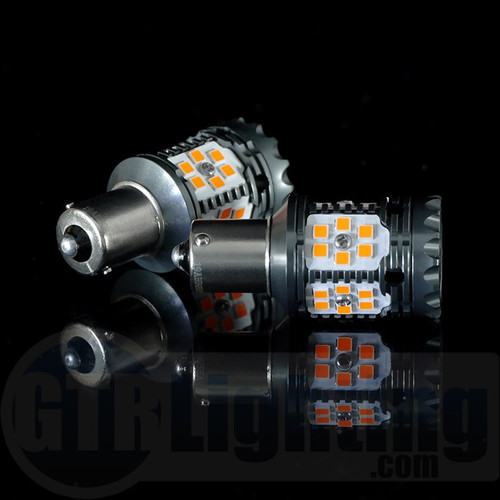 GTR Lighting Carbide Series 2.0 CANBUS 1156 LED Bulbs