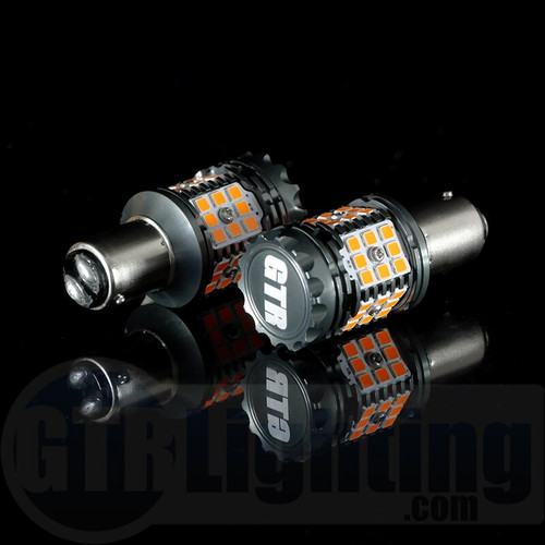 GTR Lighting Carbide Series 2.0 CANBUS 1157 LED Bulbs