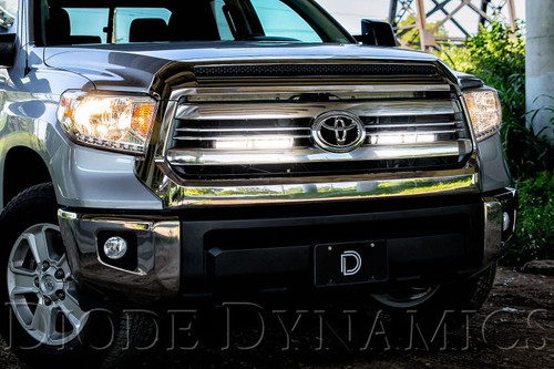 Diode Dynamics 2014+ Toyota Tundra SAE/DOT LED Light bar Kit
