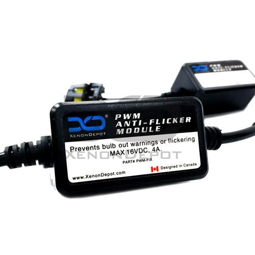 Xenon Depot H7 PWM HID/LED Kit Module