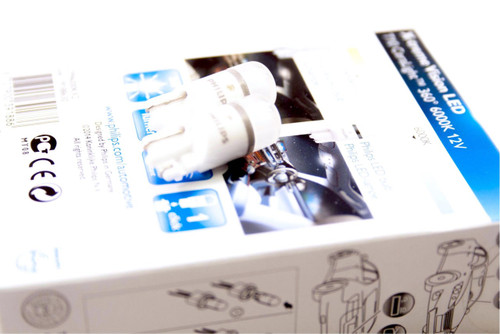 Philips X-treme Vision T10 / 194 LED Bulbs