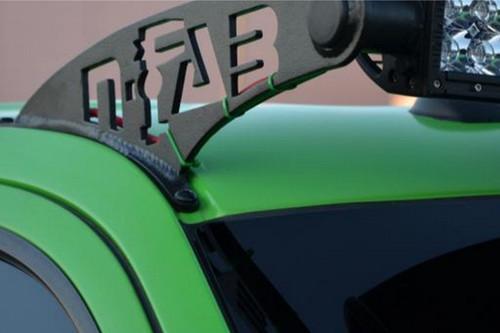 2009 - 2013 Ford F150/Raptor Roof Light Bar Brackets