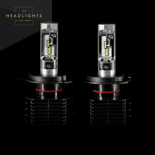 GTR Lighting Ultra Series LED Headlight Bulbs - H4 / 9003