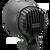 """Vision X 4.5"""" CANNON BLACK 1 25W LED 10 DEGREE NARROW LIGHT KIT"""
