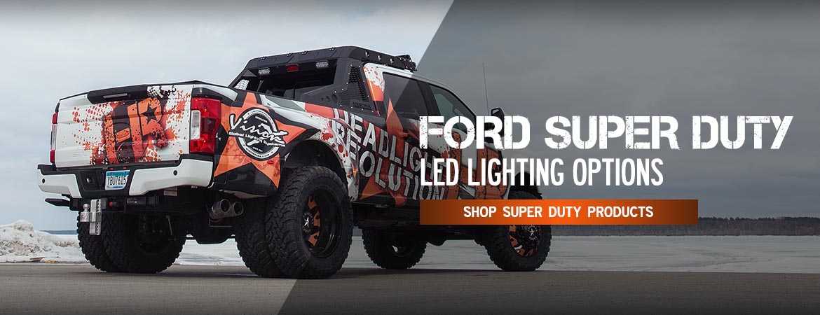 Super Duty LED Products