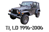 Jeep Wrangler TJ Upgrades