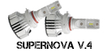 Supernova V.4 LED Headlight Bulbs