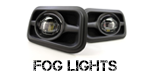 Fog light upgrades