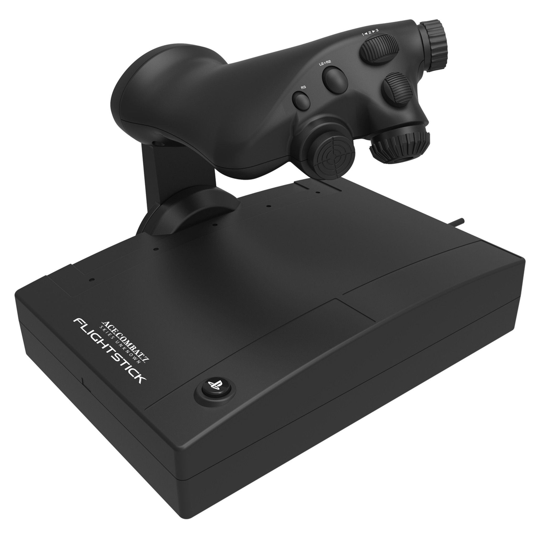 Ace Combat 7 HOTAS Flight Stick for PlayStation 4