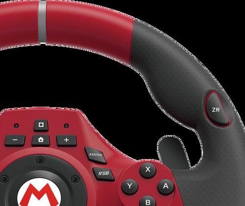 Mario Kart Racing Wheel Pro Deluxe For Nintendo Switch