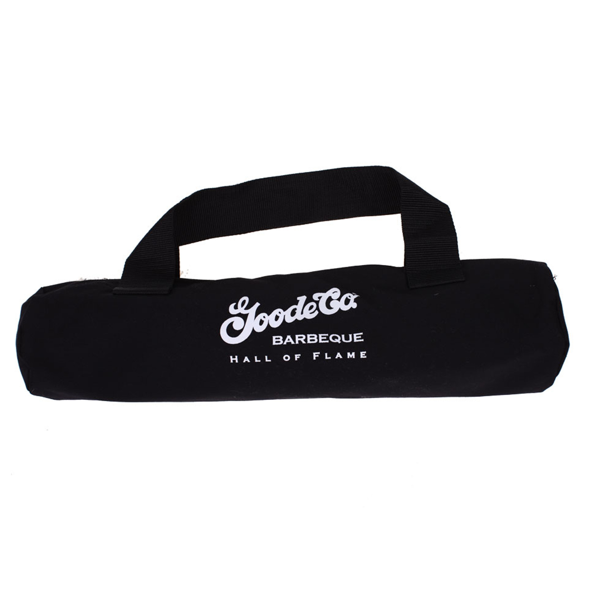 Goode Co's black canvas Grilling Tool Bag.