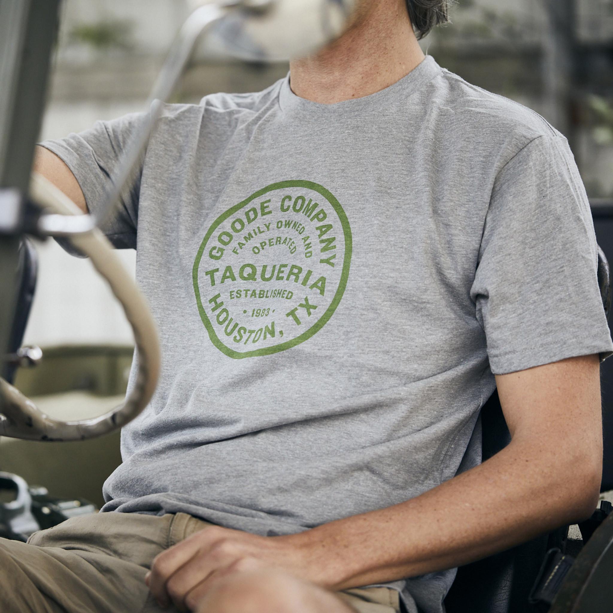 Goode Co. Taqueria Emblem Tee