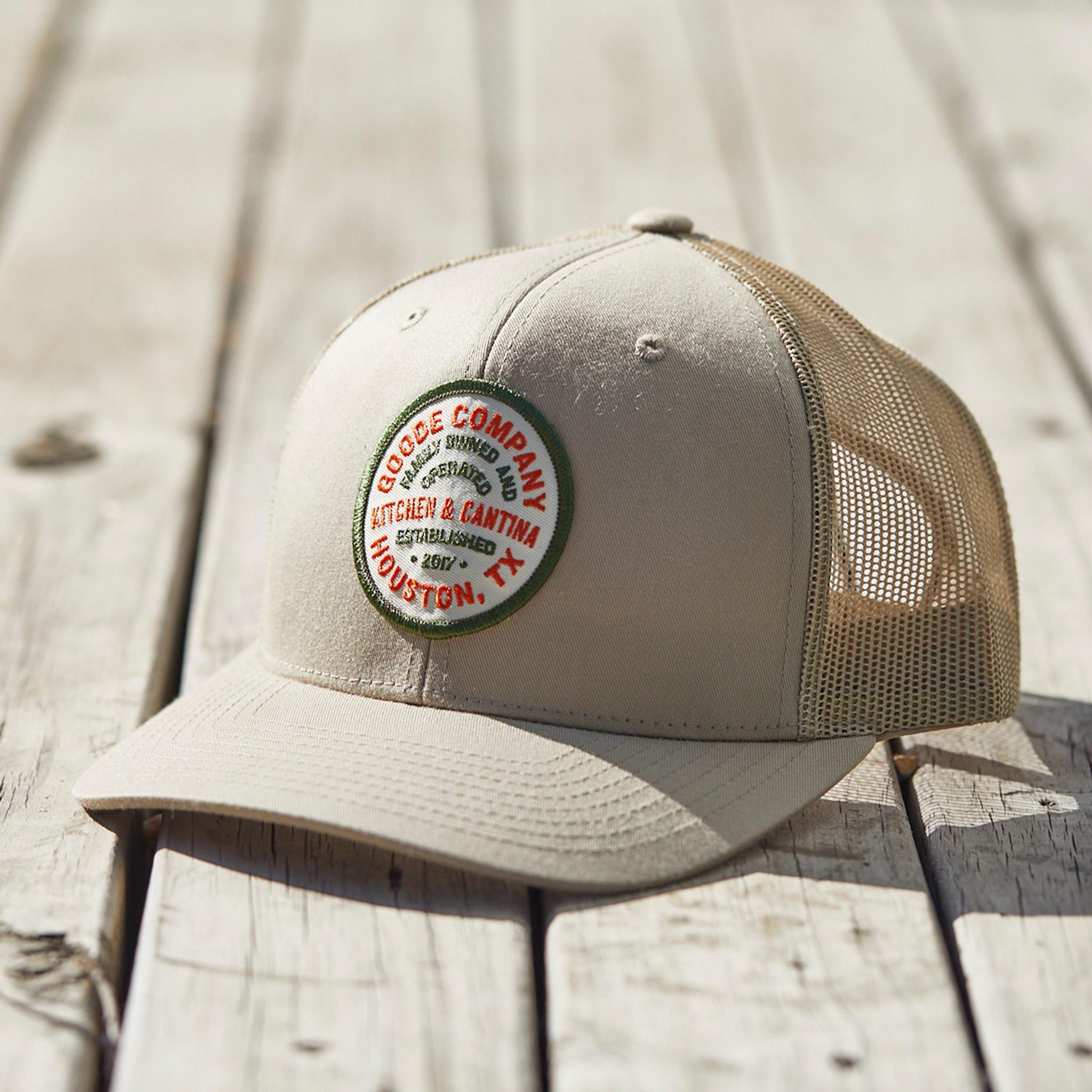 Goode Co Kitchen & Cantina Emblem Hat