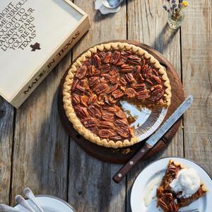 Brazos Bottom Pecan Pie Made in Texas