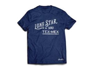 Lonestar and Tex-Mex Tee