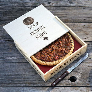 Customized Pie Gift Box