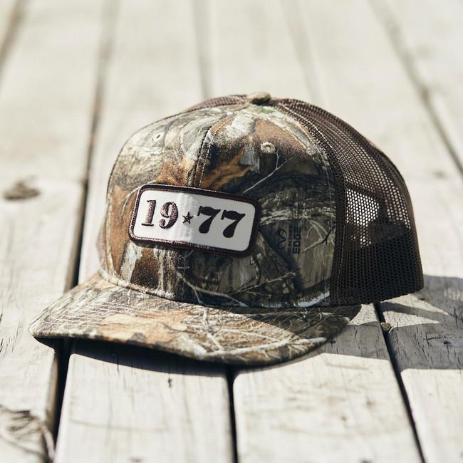 Goode Co. 1977 Camo Hat