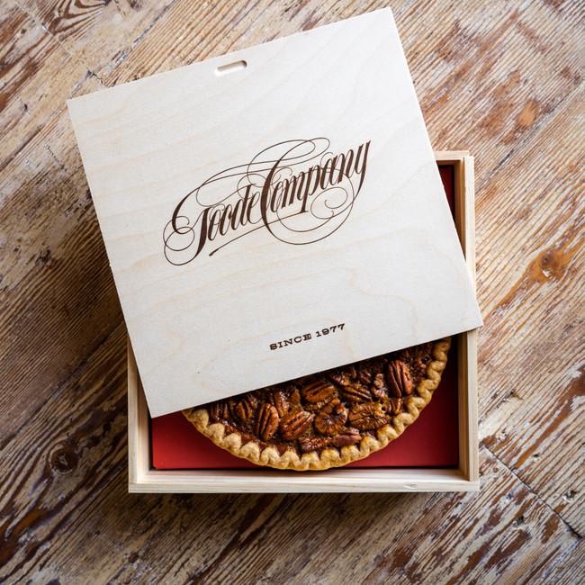 Brazos Bottom Pecan Pie - Heritage Script Edition Box