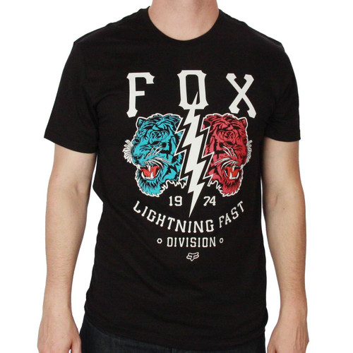 Fox Head T-Shirt ~ Bumrusher