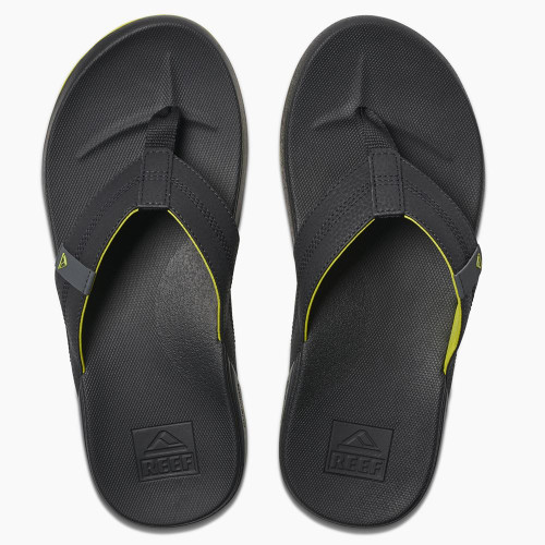 Reef Mens Sandals ~ Cushion Bounce Phantom grey/green