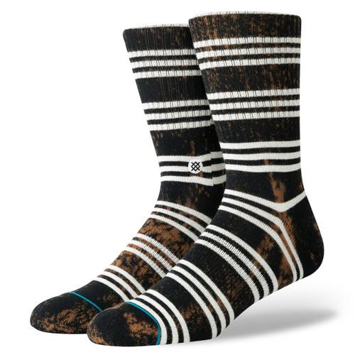 Stance Foundation Mens Socks ~ Kurt black (size L)