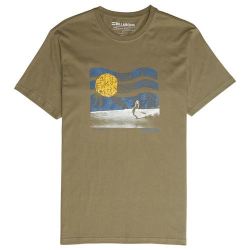 Billabong T-Shirt ~ Outline