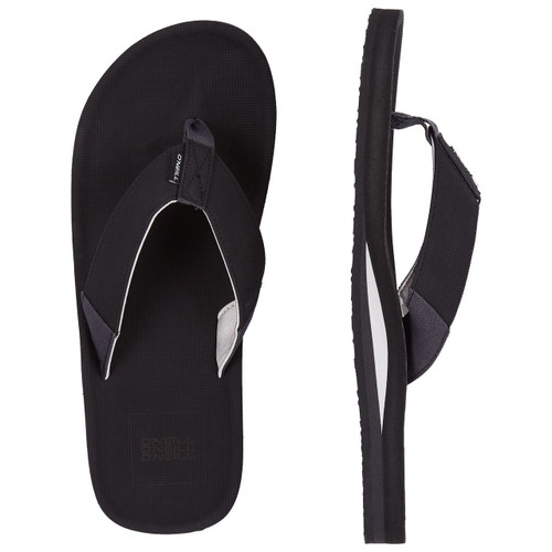 O'Neill Mens Sandals ~ Chad black out