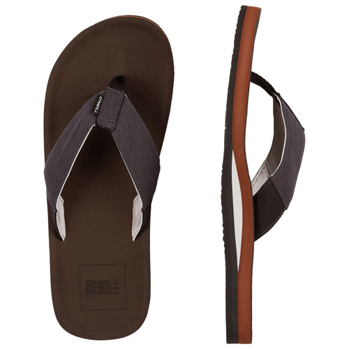 O'Neill Mens Sandals ~ Chad tortoise shell
