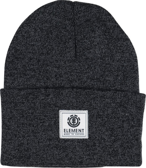 Element Cuff Beanie ~ Dusk II asphalt heather