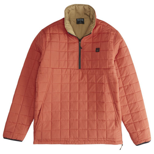 Billabong Men's Reversible Puffer Jacket ~ Boundary