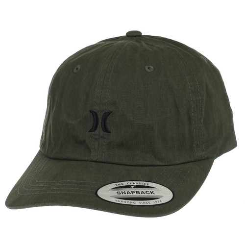 Hurley Curve Cap ~ Chiller military