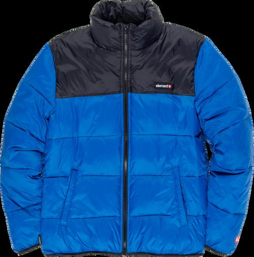 Element Men's Quilted Jacket ~ Primo Arctic nautical blue