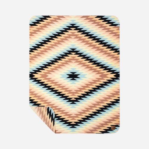Slowtide Reversible Blanket ~ White Sands blanket