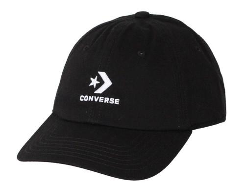 Converse Medium Curve Classic Twill Cap ~ Core black