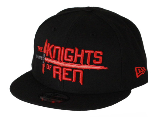 New Era Adjustable 9 Fifty Snapback Cap ~ Star Wars- The Knights Of Ren