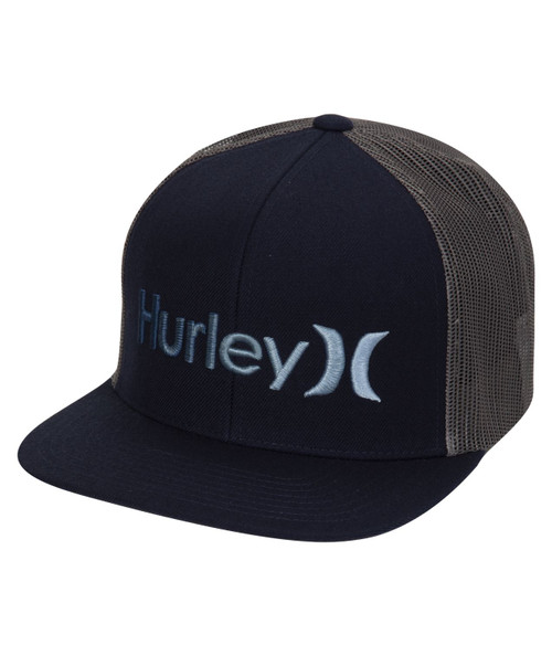 Hurley Men's Cap ~ One & Only Gradient dk blue
