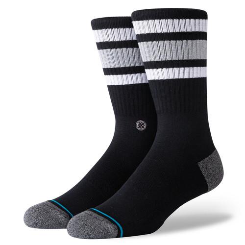 Stance Staples Men's Socks ~ Boyd St black
