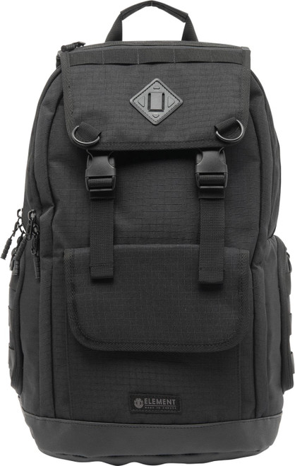 Element Backpack ~ Cypress Recruit all black